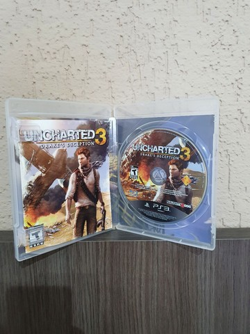Uncharted 3 Drake's Deception - Ps3 - Foto 3