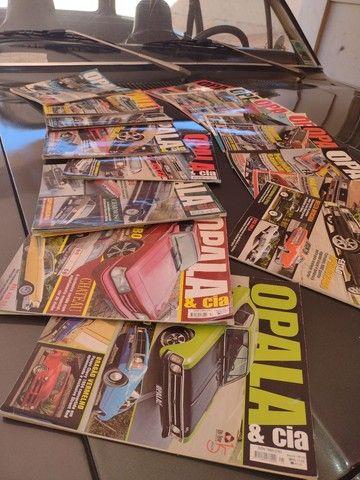 Revistas opala e Cia e antigos em geral - Foto 3