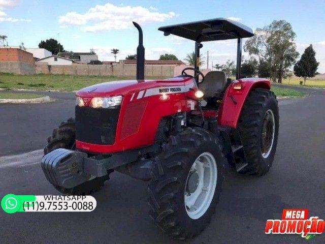 Trator Massey Ferguson 4275 4x4 ano 15 60800 - Foto 3