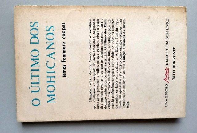 O Último dos Moicanos - James Fenimore Cooper - Foto 2