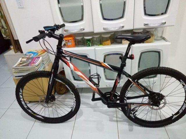 Vendo uma bike 26. - Foto 4