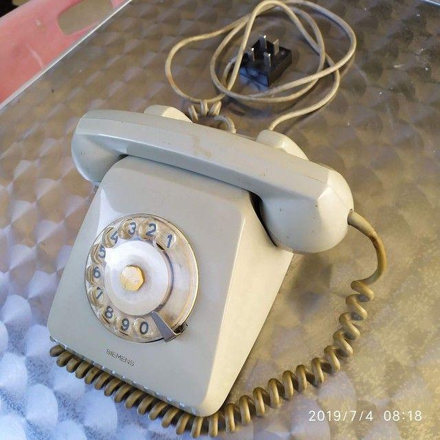 Telefone Antigo Siemens - Foto 2