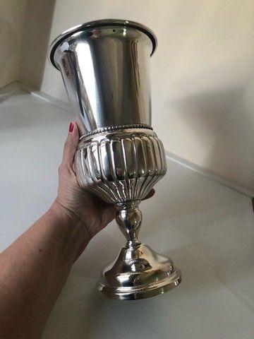 Vaso de prata  - Foto 2