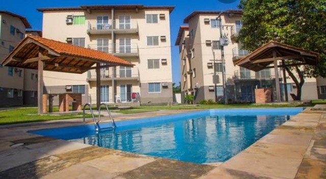 Cond. Parque Itaóca - vende ótimo apartamentos com sacada, 2/4 com e sem suíte. - Foto 5
