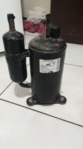 Compressor de 24.000 R22 R$ 150