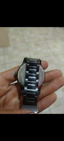 "Vendo Relógio Original ""TECHNOS MASCULINO"" aprova D'Água  - Foto 3"