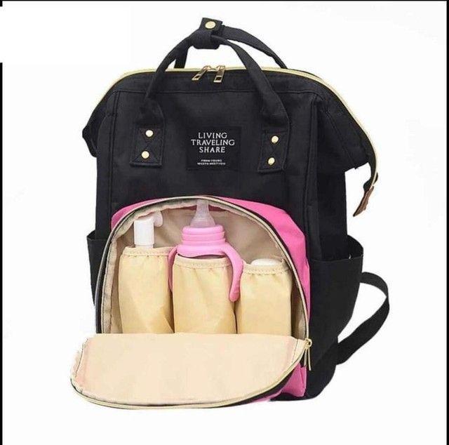 Bolsas // vendas de bolsas/ bolsas maternidade / bolsas p / bolsas M / bolsas G - Foto 2