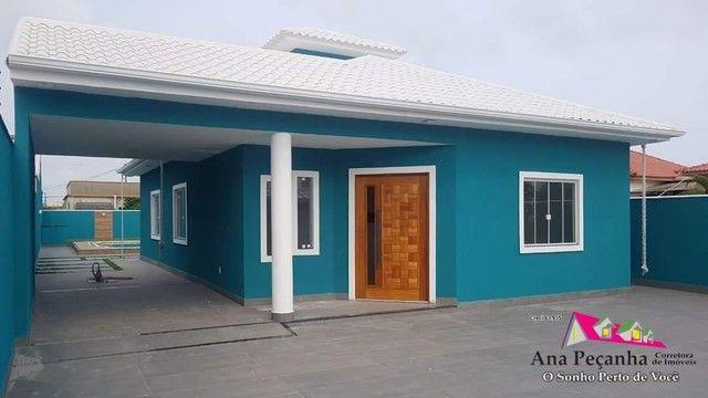 Casa Espetacular a Venda, 3 Quartos, Piscina e Churrasqueira em Itaipuaçu!