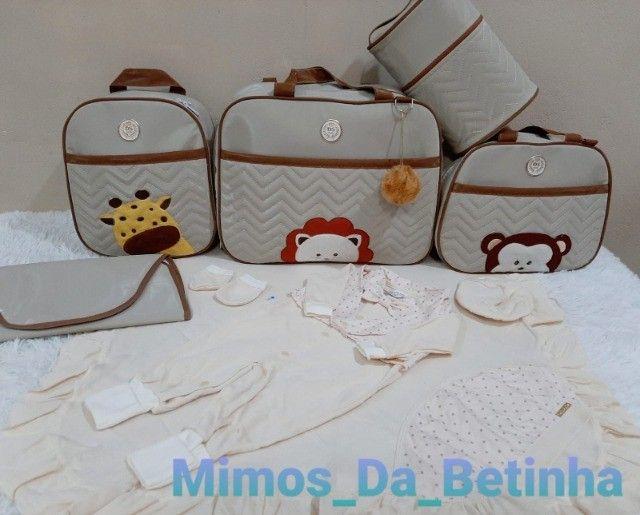 Kit Maternidade Completo  - Foto 6
