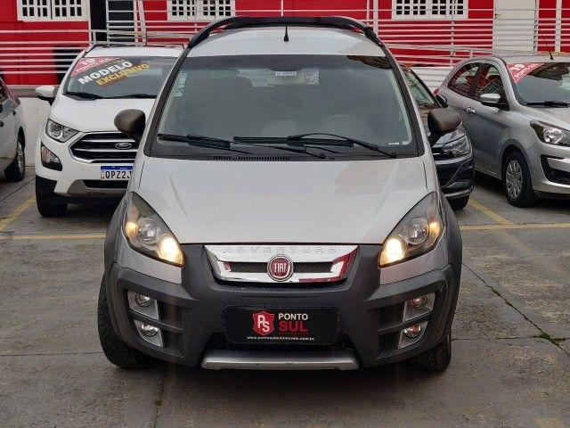 Fiat Idea Adv./ Adv.Dualogic 1.8 Flex 2014 - Foto 3
