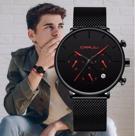 Relógio Masculino - Moda Casual e Fashion (Produto novo) - Foto 2