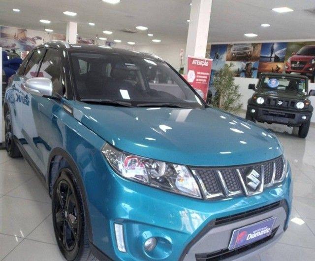 Suzuki Vitara 2018 4Sport  Único dono