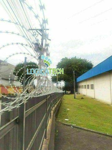 Cerca Elétrica ou Concertina Instalado (promoção) - Foto 3