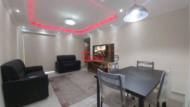 Apartamento com 3 dormitórios à venda, 90 m² por R$ 300.000,00 - Baixo Grande - São Pedro  - Foto 2