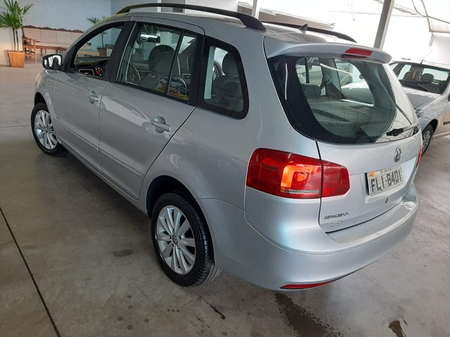 Volkswagen SpaceFox 1.6 8V Trend I-Motion (Flex) - Foto 4