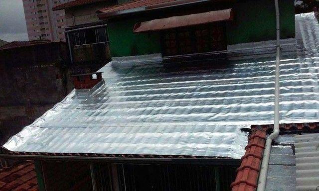 Impermeabilização de telhados e lajes em geral faça  seu orçamento - Foto 2
