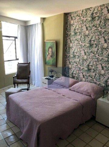 Apartamento com 2 dormitórios para alugar, 152 m² por R$ 660.000,00/mês - Boa Viagem - Rec - Foto 16