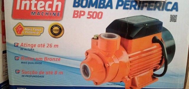 Bomba periférica  todas novas na caixa emplastificadas  - Foto 2