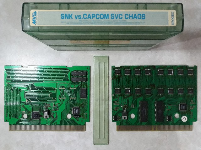 Cartuchos MVS Neo-Geo (Paralelo)