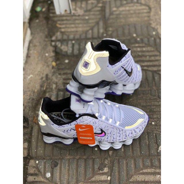 Nike shox tl 12 mola importado Vietnã  - Foto 2
