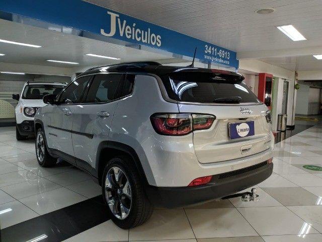 Jeep Compass 2.0 Limited (AUT) (FLEX) - Foto 6