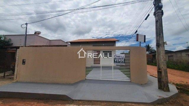 Waldemar Maciel - Casa com 2 dormitórios à venda, 59m² - Rio Branco/AC