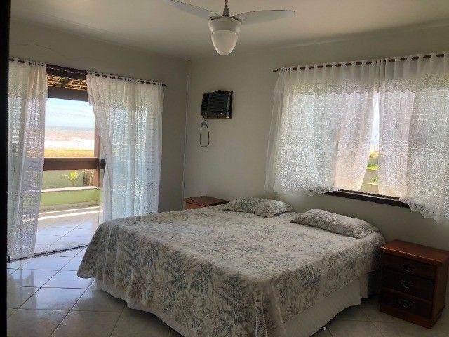 Mansão 5 Quartos - Condomínio Long Beach - Casa Frente Praia - Unamar - Foto 10