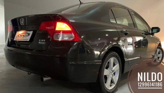Civic LXS 1.8 2008 Zerado! Troco e financio! Chama no zap!  - Foto 4
