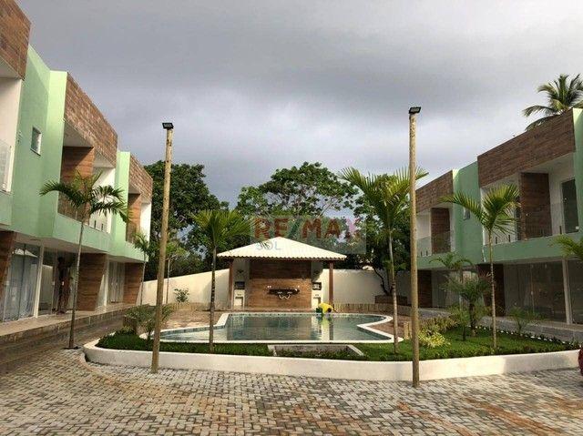 Village Cond. Arecace Imbassai com 2 suítes, 70 m² por R$ 400.000 - Imbassai - Mata de São - Foto 5