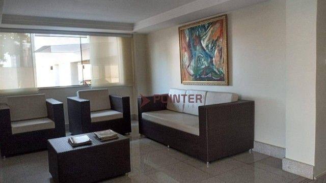 Apartamento com 3 dormitórios à venda, 94 m² por R$ 330.000,00 - Setor Pedro Ludovico - Go - Foto 20