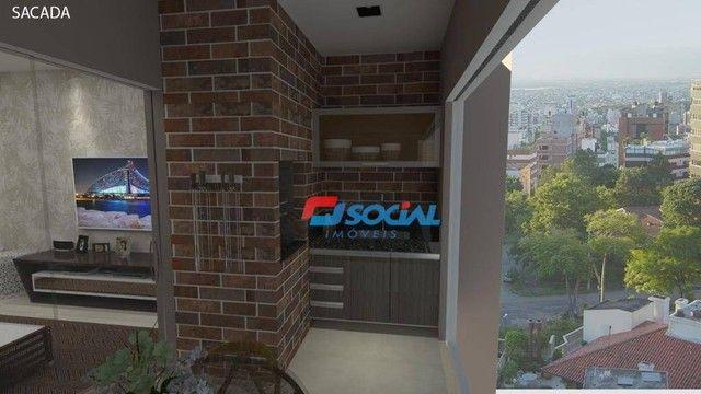 Apartamento com 3 dormitórios à venda por R$ 900.000 - Embratel - Porto Velho/RO - Foto 20
