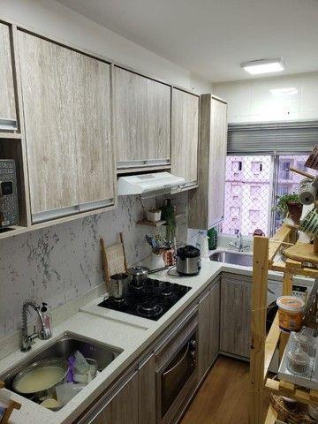 Reserva Taguatinga 2 quartos, andar alto, nascente 100% reformado * Lazer completo* - Foto 2