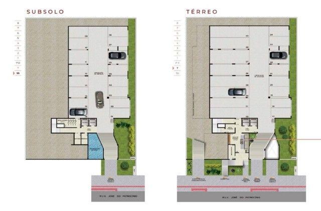 Apartamento à venda com 2 dormitórios em Centro, Criciuma cod:60724.483 - Foto 10