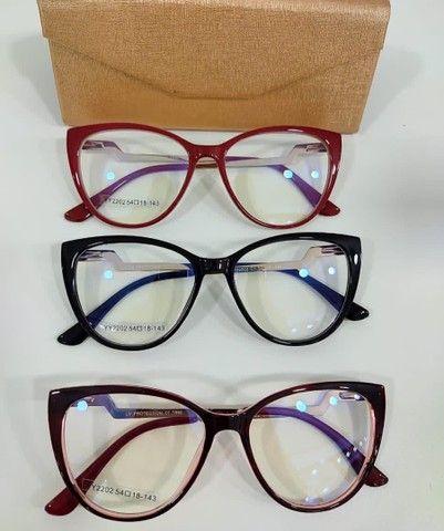 Óculos (Lentes Multifocais, Monofocais) - Foto 2
