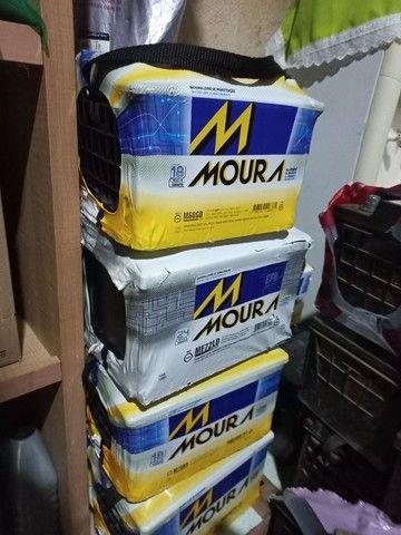 baterias a base de troca novas com garantia  - Foto 6