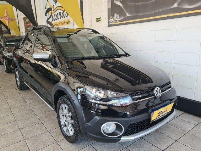 Volkswagen Saveiros Cross CD Único Dono Linda! - Foto 2