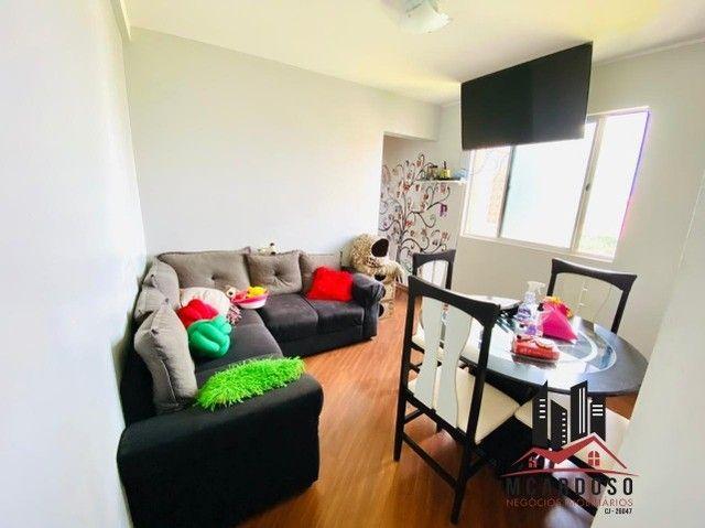 (Samambaia Sul) Apartamento com 3 quartos - Foto 5