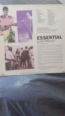 Essential Elvis Presley vinil lp - Foto 3