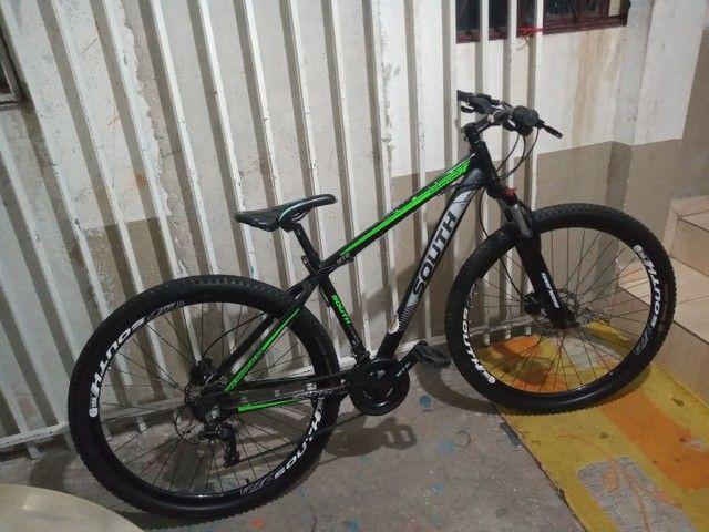 Bicicleta Aro 29 ótimas condições  - Foto 4