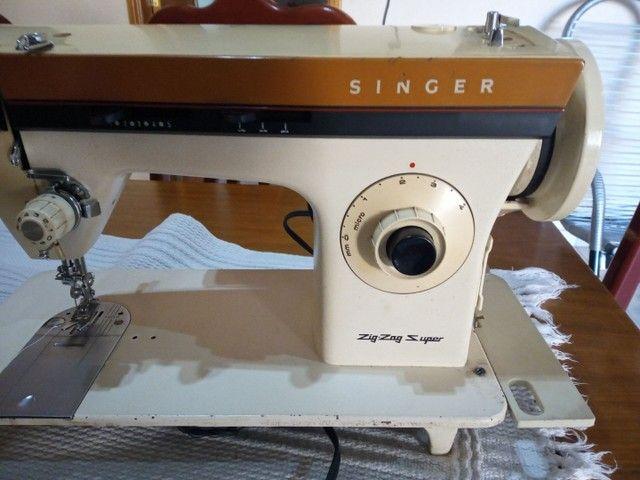 Máquina de costura Singer Zig Zag super