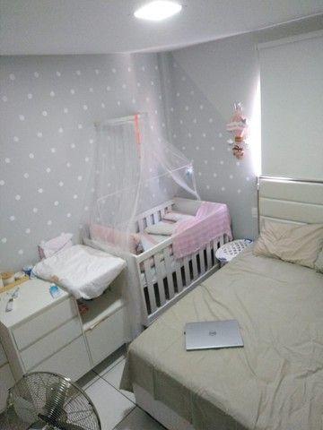 Apartamento mobiliado com 02 vagas de garagem - Foto 6