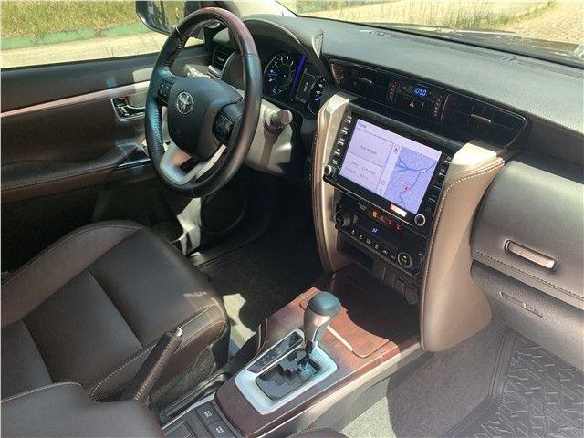 Toyota Hilux sw4 2020 2.7 srv 7 lugares 4x2 16v flex 4p automático - Foto 12