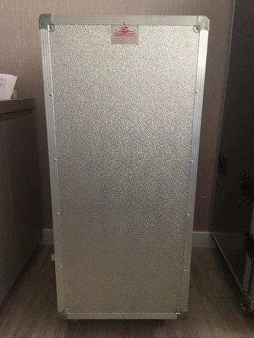 Case de alumínio