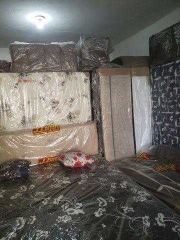 Sofa poltrona cama pufe  - Foto 5