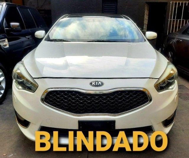 Kia Cadenza EX 3.5 V6 2014 Blindado