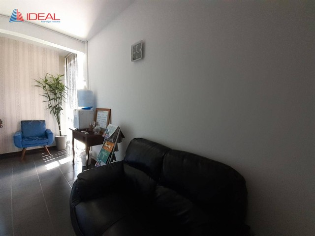 Sala para alugar, 10 m² por R$ 850/mês - Zona 02 - Maringá/PR - Foto 2