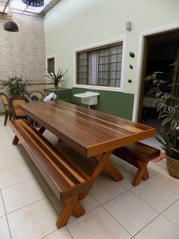 Jogo de mesa 2,50 mt - Foto 3