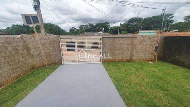 Waldemar Maciel - Casa com 2 dormitórios à venda, 59m² - Rio Branco/AC - Foto 5