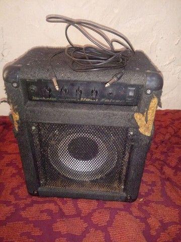Amplificador Mackintec Black Falcon FUNCIONANDO - Foto 4