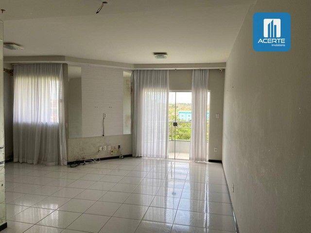 Apartamento com 2 dormitórios à venda, 95 m² por R$ 215.000 - Ipase - São Luís/MA